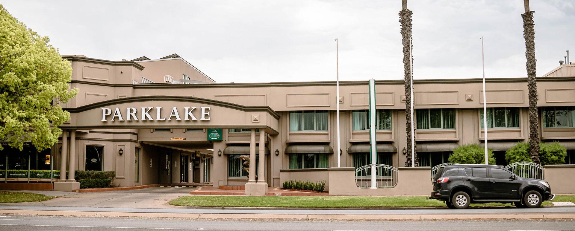 Parklake Banner 2